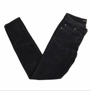 "Express grey ""Jeans"" Stella low rise leggings"